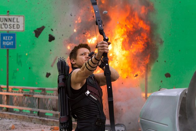 The Avengers - Jeremy Renner
