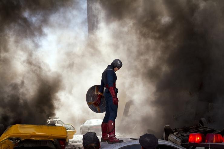 The Avengers (2012) - Captain America (Chris Evans)