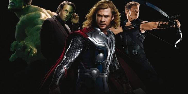 The Avengers - International Poster