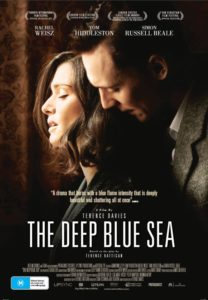 The Deep Blue Sea poster (Australia)
