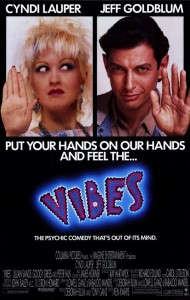 Vibes (1988) poster
