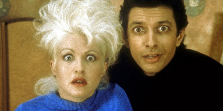 Vibes (1988) - Jeff Goldblum and Cyndi Lauper