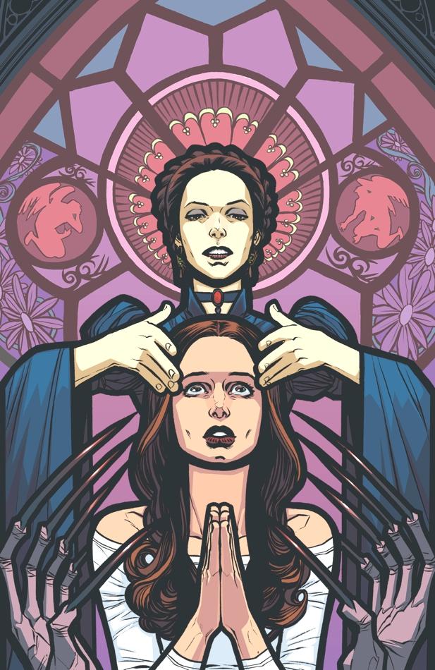 Angel and Faith #9 - Rebekah Isaacs