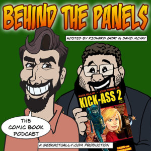 Behind the Panels Cover - Kick Ass 2