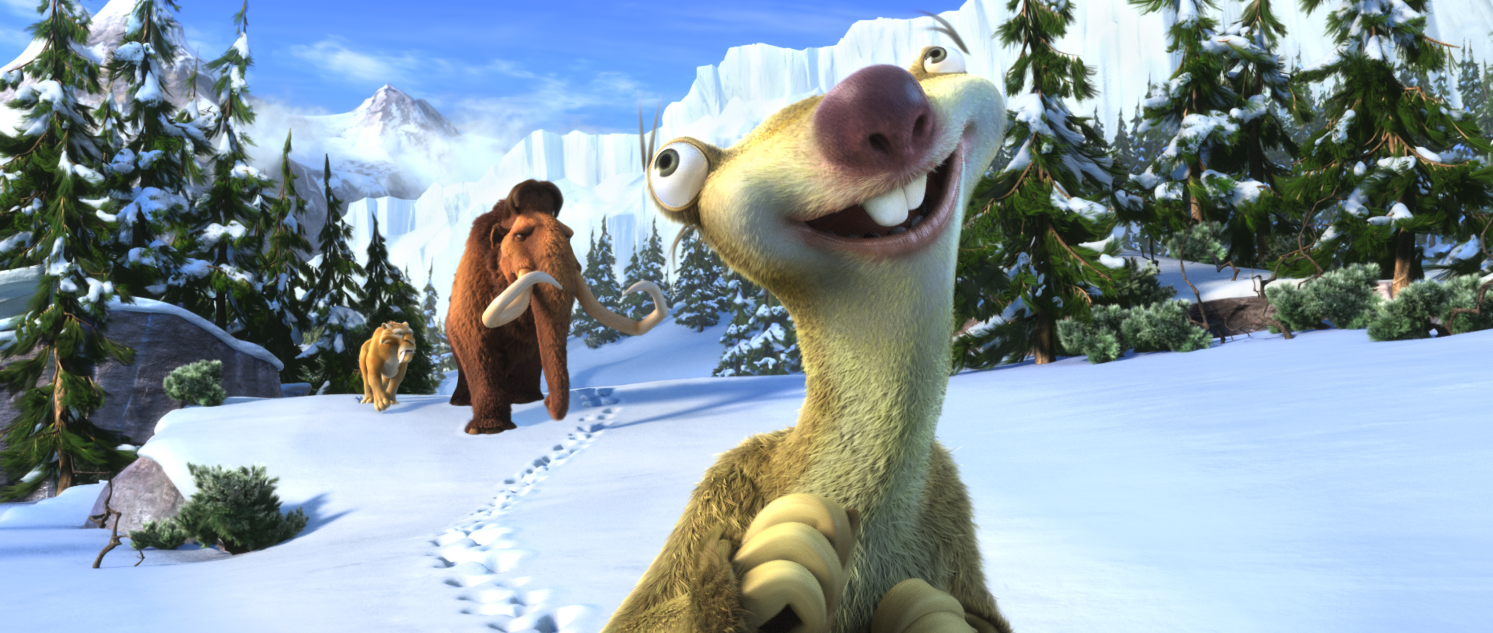 Six New HiRes Photos from Ice Age 4 Continental Drift