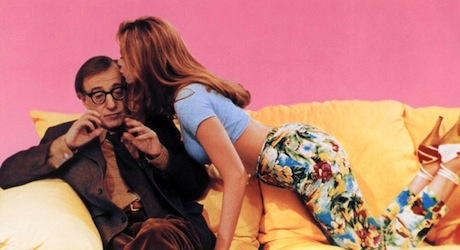 Mighty Aphrodite - Woody Allen and Mira Sorvino