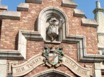 Mr Toad's Wild Ride at Disneyland