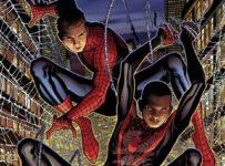 Spider-men #1 Cover