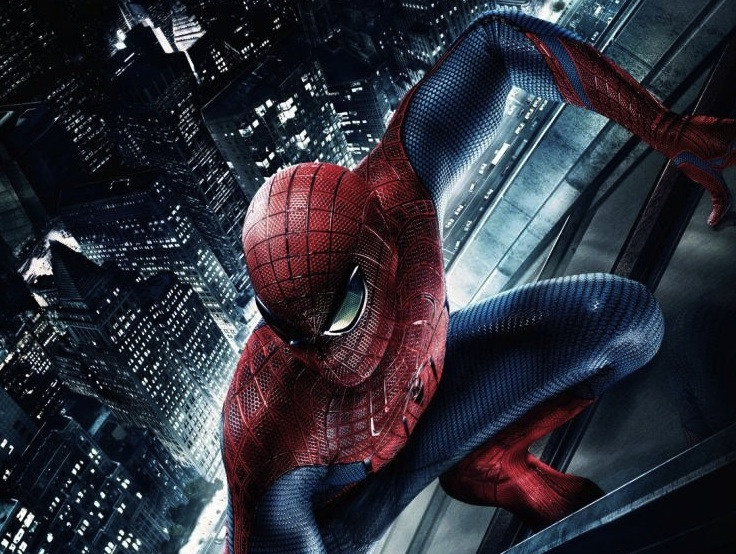 The Amazing Spider-man poster (April 2012)