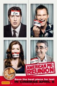 American Pie: Reunion poster (Australia)