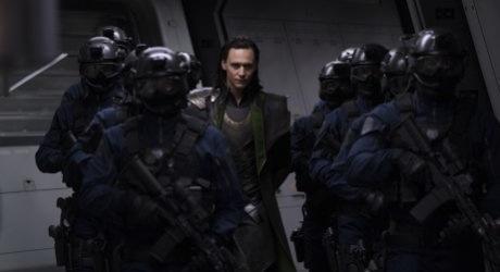 The Avengers - Loki (Tom Hiddleston)