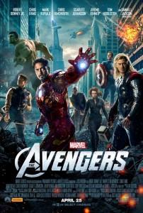 The Avengers poster - Australia