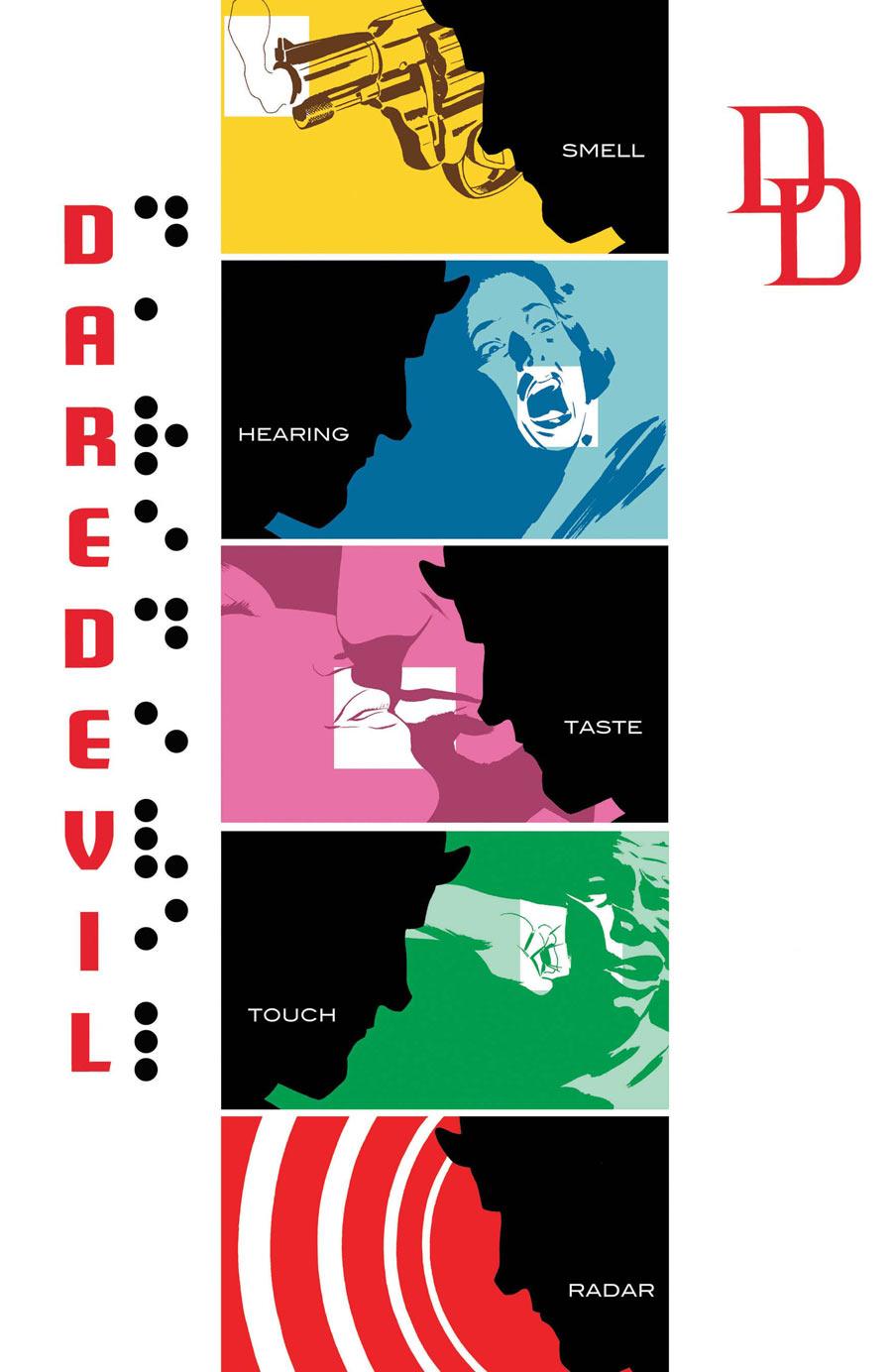 Daredevil (Marvel) #10.1 (2012) - Cover: Marcos Martin
