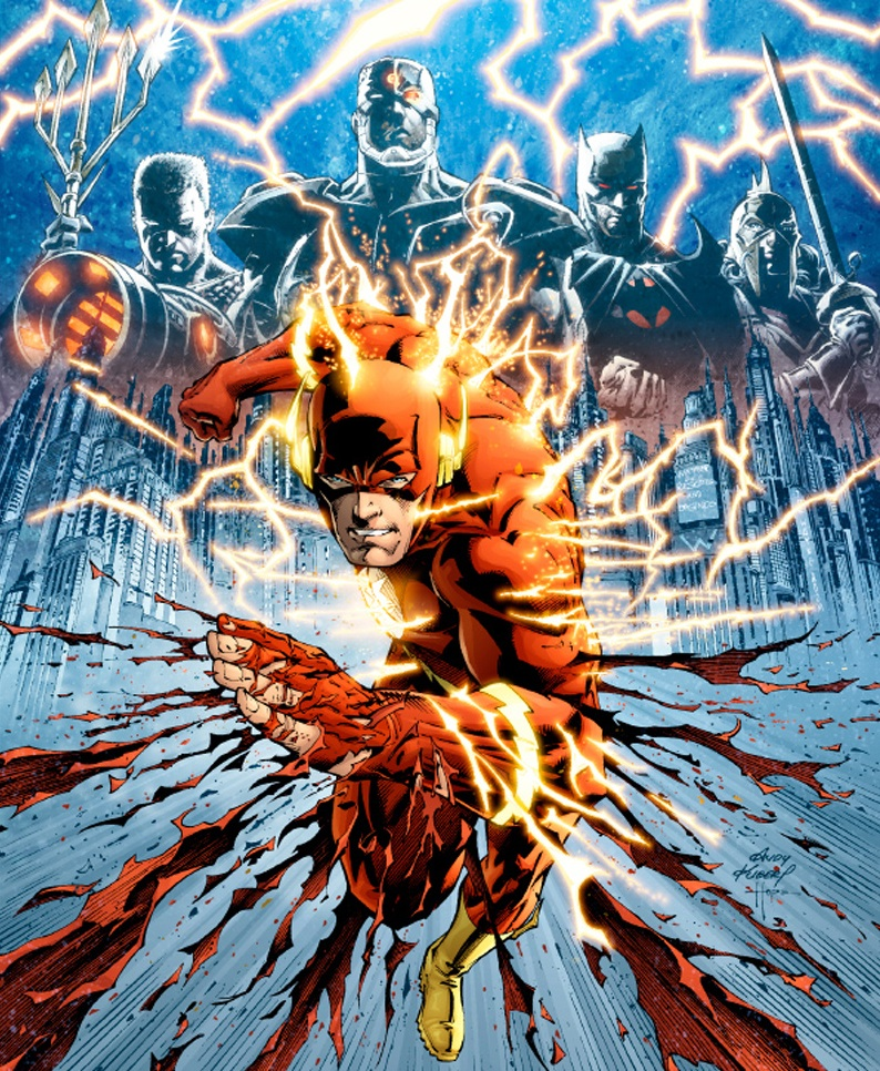 Flashpoint - DC Comics Cover