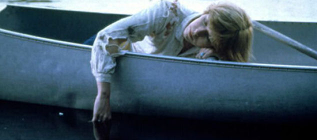 Friday the 13th (1980) - Alice (Adrienne King) on Crystal Lake
