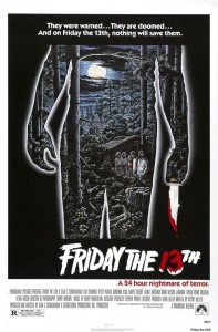 Friday the 13th (1980) poster)