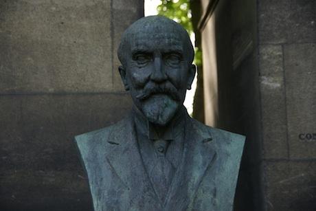 Georges Méliès - Grave
