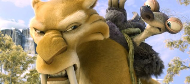 Ice Age 4: Continental Drift – The Reel Bits