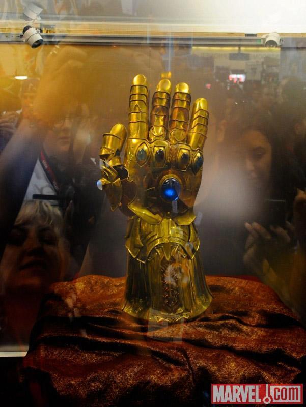Infinity Gauntlet - Marvel