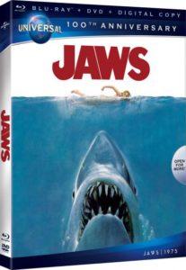 Jaws Blu-ray