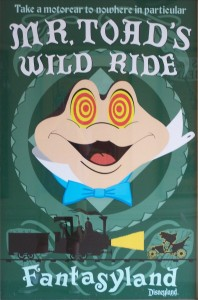Mr. Toad's Wild Ride poster