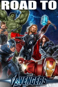 The Road to the Avengers poster