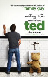 Ted poster (Seth McFarlane)