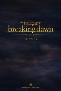 The Twilight Saga: Breaking Dawn - Part 2 Teaser poster