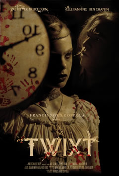 Twixt - Movie poster