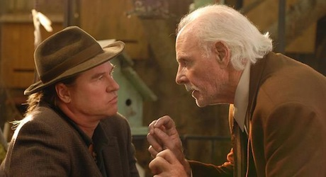Twixt - Val Kilmer and Bruce Dern
