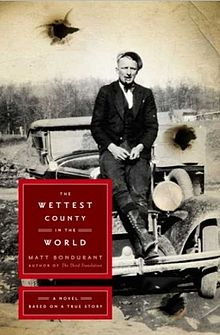 Wettest County in the World - Book Cover
