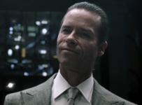 Guy Pearce is Weyland (Prometheus)