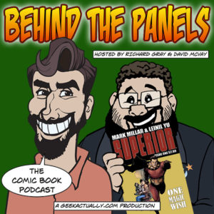 Behind the Panels - Superior Cover