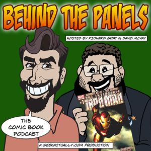 Behind the Panels - Iron Man: Extremis