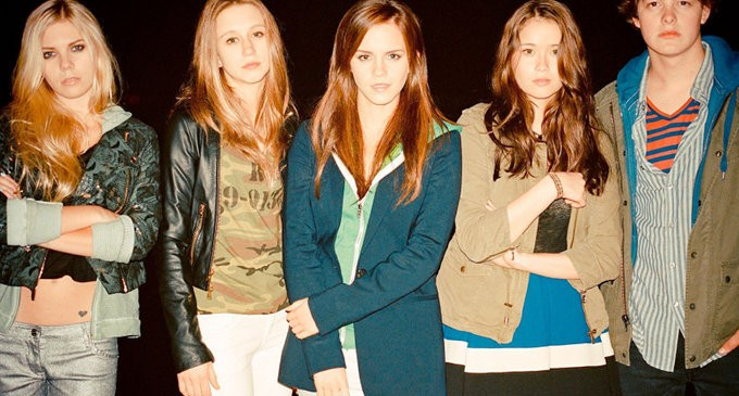 The Bling Ring - Emma Watson, Taissa Famiga , Israel Broussard, Katie Chang and Claire Julien