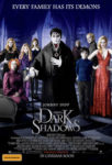Dark Shadows poster - Australia