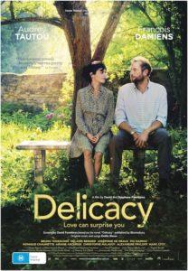 Delicacy (La délicatesse) poster - Australia