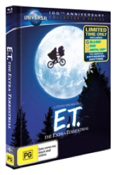 E.T. The Extra-Terrestrial - Blu-ray cover
