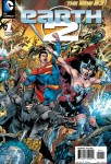 Earth 2 Issue #1 Cover (May 2012)
