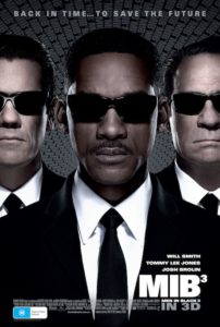 Men in Black 3 poster - Australia