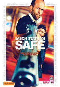 Safe poster - Statham