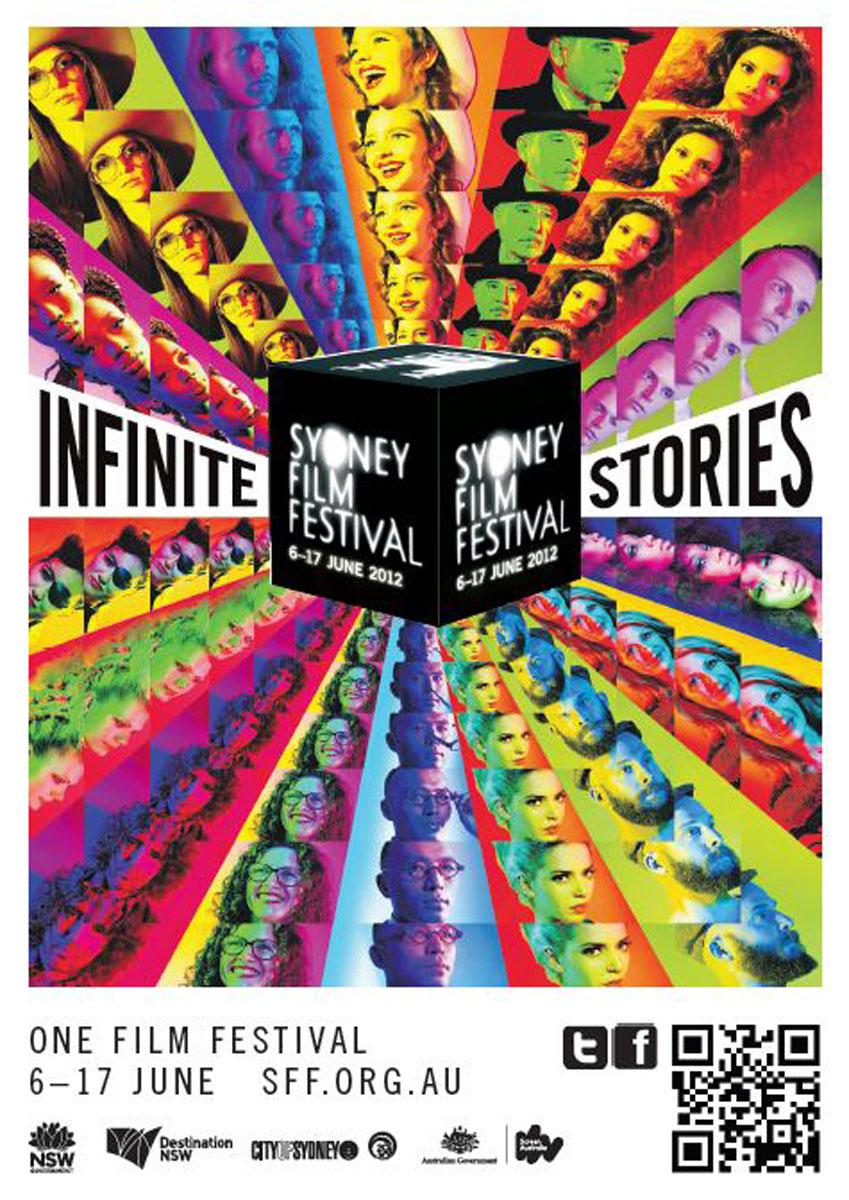 Sydney Film Festival poster 2012