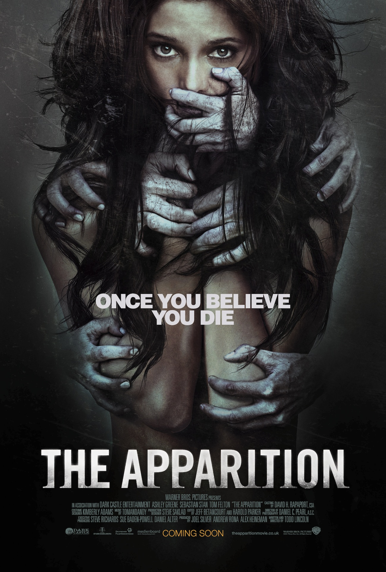 The Apparition - International poster