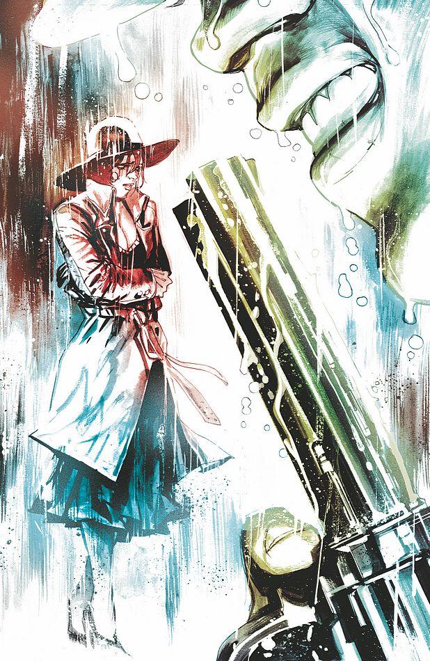 American Vampire #27 (DC/Vertigo) - Artist: Rafael Albuquerque