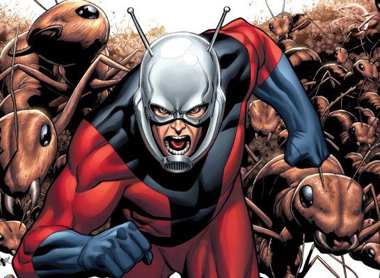 Ant-Man - Marvel Comics