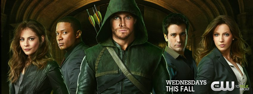 Arrow cast