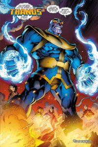 Avengers Assemble #3 Spoiler - Thanos