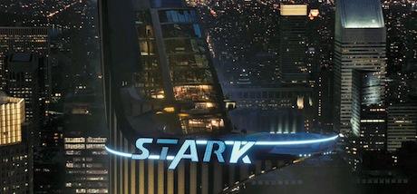 The Avengers - Stark Tower