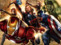 The Avengers (2012) - Art