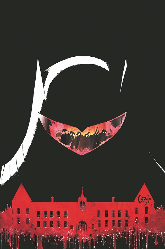 Batman #9 (DC) - Artist: Greg Capullo